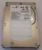 "Seagate Cheetah 300GB 15K 3.5"" Fibre Channel Hard Drive Server FC HDD NetApp FW"