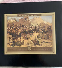 Conte Collectibles 54mm Scotland the Brave play set In Box