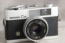 Konica C35, Works, but Needs Seals, AS-IS