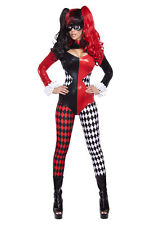 Roma Costume USA 4598 2pc Villainous Vixen as SHOWN Small