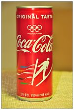Korea Coke Pyeongchang 2018 Winter Olympic Game Special Issue Limited Edition