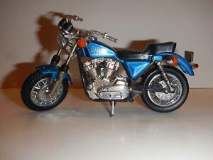 Vintage Matchbox Die-Cast Harley Davidson, 1992, NICE!