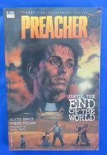 1997 PREACHER:UNTIL THE END OF THE WORLD by Ennis/Dillon Vertigo 3rd Ed FN+