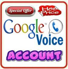 Google Voice - USA Phone Number - Fresh  - High Quality - Lifetime