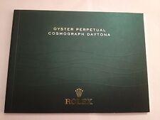 Rolex Oyster hora permanente COSMOGRAPH DAYTONA folleto (chino)