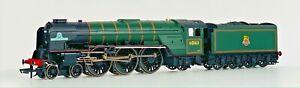 HORNBY 00 GAUGE - BR 4-6-2 GREEN CLASS A1 'TORNADO' 60163 - MINT UNBOXED