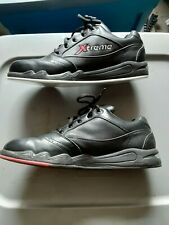 MENS - XTREME ULTIMA CURLING SHOES Size 9 Right Hand Throw Left Foot Slider.
