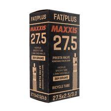New Maxxis 27.5+ x 2.5/3.0 Tube:Presta Valve Removable Valve Core 1.0mm Fat/Plus