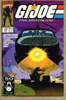 G.I. Joe A Real American Hero #112-1991 fn 6.0 GI Joe Marvel