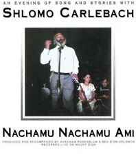 Shlomo Carlebach, Rabbi Carlebach Shlomo - Nachamu Nachamu Ami [New CD]