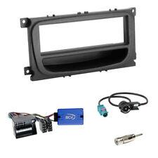 Radio diafragma para Ford Focus C-Max S-Max Mondeo Kuga Galaxy DIN ISO adaptador especializada