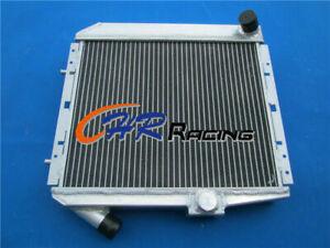 50MM ALUMINUM RADIATOR FOR RENAULT 5 SUPER 5/R5 9/11 GT TURBO 1985-1991 86 87 MT