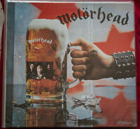 MOTORHEAD BEER DRINKERS Mint UNPLAYED LP vinyl Milan LEMMY KILMISTER white ps