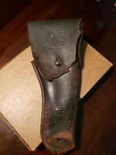 M1916 US Cavalry Military Holster M1911 for Pistol by Warren Leather Goods WWI