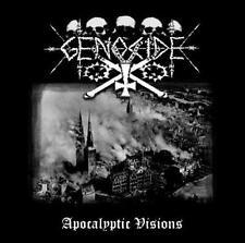 Genocide - Apocalyptic Visions CD 2007 German black metal Van Records