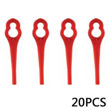 20x Tondeuse Électrique Coupe-Bordures & Remplacement PLASTIQUE Lame Découpe