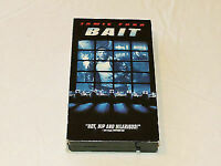Bait VHS 2001 R Jamie Foxx and  David Morse