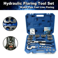 WK-400 Universal Hydraulic Flaring Tool Set Copper Pipe Line Kit Mastercool