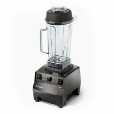 Vitamix 1002, 64-Ounce Vita-Prep Food Blender, Variable Speed & Black Base, NSF