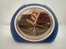 Reloj Despertador oficial Real Madrid Futbol
