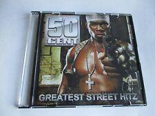 50 Cent GREATEST STREET HITZ CD