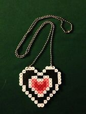 Legend of Zelda - Half Heart Pendant - Necklace