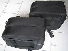 Satz Original BMW Innentaschen Kofffer R1200ST R1200RT R1200R genuine inner bags