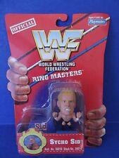 SYCO SID WWF WRESTLING Mini Figure RING MASTER Playmate Toys WWE Figurine NEW