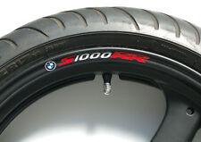 8 x BMW S1000RR Wheel Rim Stickers - 20 Colours Available - s 1000 rr  sport