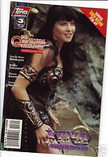 Xena: Warrior Princess & Orpheus Trilogy #3 comic    pc