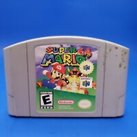 Super Mario 64 Nintendo 64 N64 Cartridge Only Authentic OEM Tested