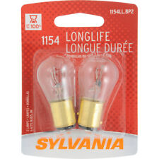 Tail Light Bulb-Long Life Blister Pack Twin Brake Light Bulb Rear Sylvania