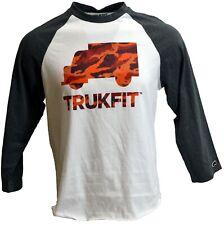 Trukfit Men's 3/4 Tee-Shirt Size L NWT