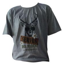 Herren-T-Shirts aus Baumwolle für Oktoberfest in Größe 3XL