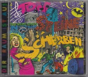 CD TON STEINE SCHERBEN - Der Traum ist aus   Krautrock Legende NEU rar