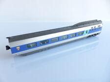 JOUEF VOITURE D'EXTREMITE 2E CLASSE TGV ATLANTIQUE BLASON NANTES MODELISTE