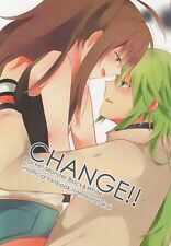 Pokemon Black and White Doujinshi '' CHANGE !! '' N Touko