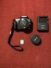 Panasonic LUMIX DMC-G3K 16.0MP Digital Camera - Black (Kit w/ ASPH 14-42mm Lens)