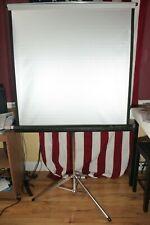 DA-LITE Silvertone 40 X 40 Projector Screen