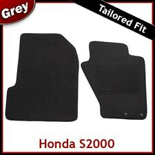 HONDA S2000 1999-2009 Tailored Carpet Car Floor Mats GREY