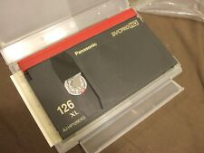 10 Panasonic AJ-HP126EXG (126XL) DVCPro HD Professional Video Cassette NEW,