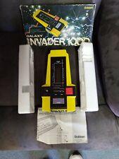 Futuretronics Gakken Konami  Galaxy Invader 1000 - Handheld Game with box