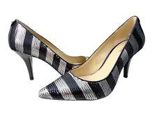 Michael Kors Womens MK-Flex Mid Pumps Casual Slip On Fashion Heels Dress Shoes