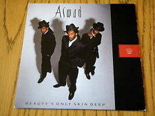 "ASWAD - BEAUTY' ONLY SKIN DEEP   7"" VINYL PS"