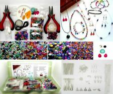 Julz Beads Jewellery Making Kit for Beginners Instructions Included Findings Beads