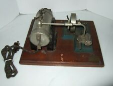 Antique Jensen Steam Engine Motor Electric