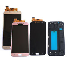 For Samsung Galaxy J7 Pro 2017 J730G J730GM SM-J730F/DS LCD Touch +Frame QC