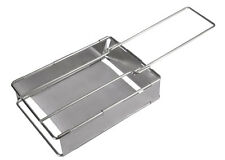 Kampa Crust Stainless Steel Camping Toaster - Folds Flat