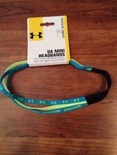 New Women's Under Armour Ua Mini Headbands