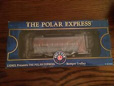Lionel 81450 Polar Express Bumper Trolley NEW in Box!  Scarce
